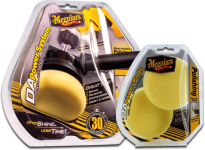 Meguiar's DA Power System + Polish Pads