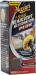 Meguiar's Headlight Restorations kit