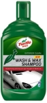 Turtle Wax Wash & Wax Shampoo