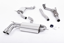 Audi A3 1.8T 2WD 3 & 5 door Large-bore Downpipe and De-cat