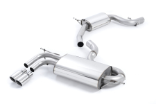 Audi A3 2.0T FSi 2WD (5 door Sportback) Cast Downpipe with H