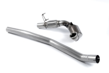 Audi S3 2.0 TFSI quattro 3-Door 8V Cast Downpipe with Race C