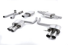 Audi TT 150 / 180 2WD Coupe & Roadster Large-bore Downpipe a