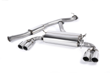 Subaru Impreza WRX STi Saloon / Sedan Large-bore Downpipe an