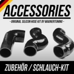 Silicon Hose Kit BMW E82 E90